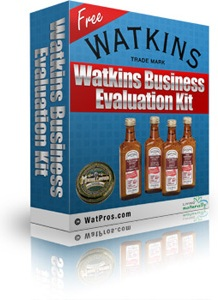 Free Watkins Business Evaluation Kit